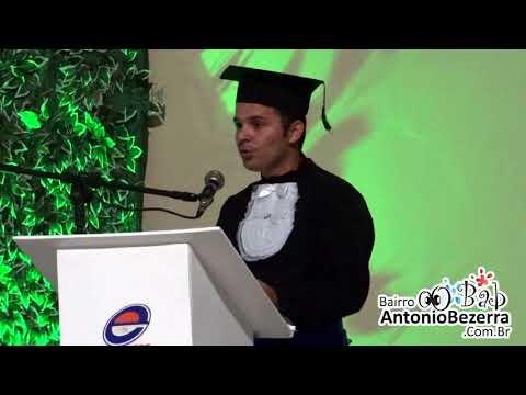Colação de Grau - Homenagem aos Mestres - Paulo Andrade