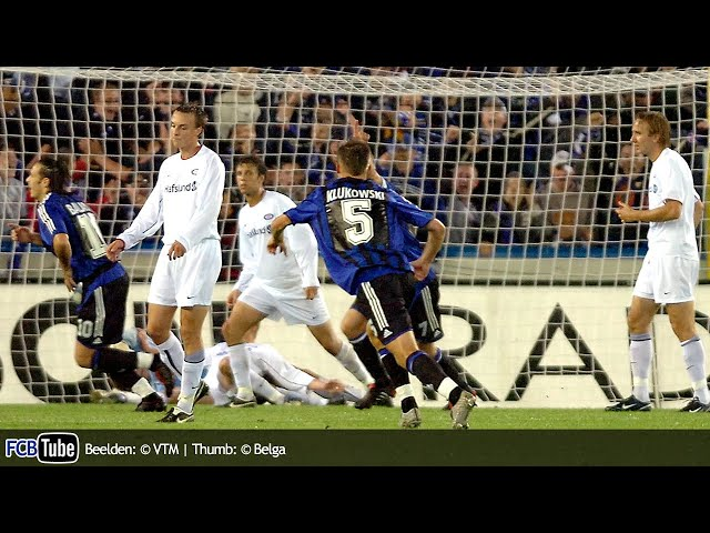 2005-2006 - Champions League - 02. 3de Voorronde - Club Brugge - Valerenga IF 1-0 (pen. 4-3)