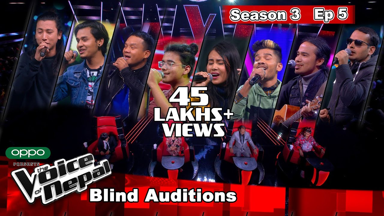 Download The Voice of Nepal Season 3 - 2021 - Episode 5