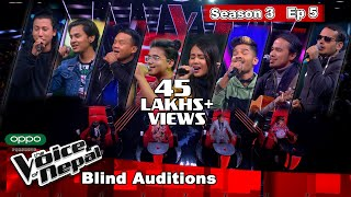 The Voice of Nepal Season 3 - 2021 - Episode 5