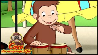 Coco der Neugierige Affe 🐵Stadtmusikanten 🐵Ganze Folgen 🐵Kinderfilm🐵Staffel 5