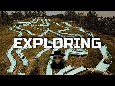 EXPLORING ABANDONED CHESTERMERE WATERPARK!!!
