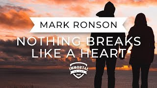 Mark Ronson ft. Miley Cyrus - Nothing Breaks Like A Heart Zack Ruby Remix
