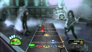 Guitar Hero: Metallica - Enter Sandman [PS3], Hard