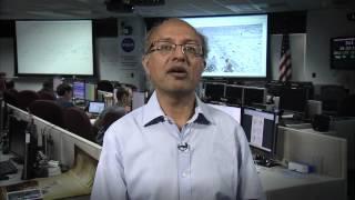 Curiosity Rover Report (Sept. 28, 2012) Mars Streambed