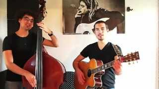 All I Have To Do Is Dream - The Everly Brothers Acoustic Cover (Simon & JB Craipeau)