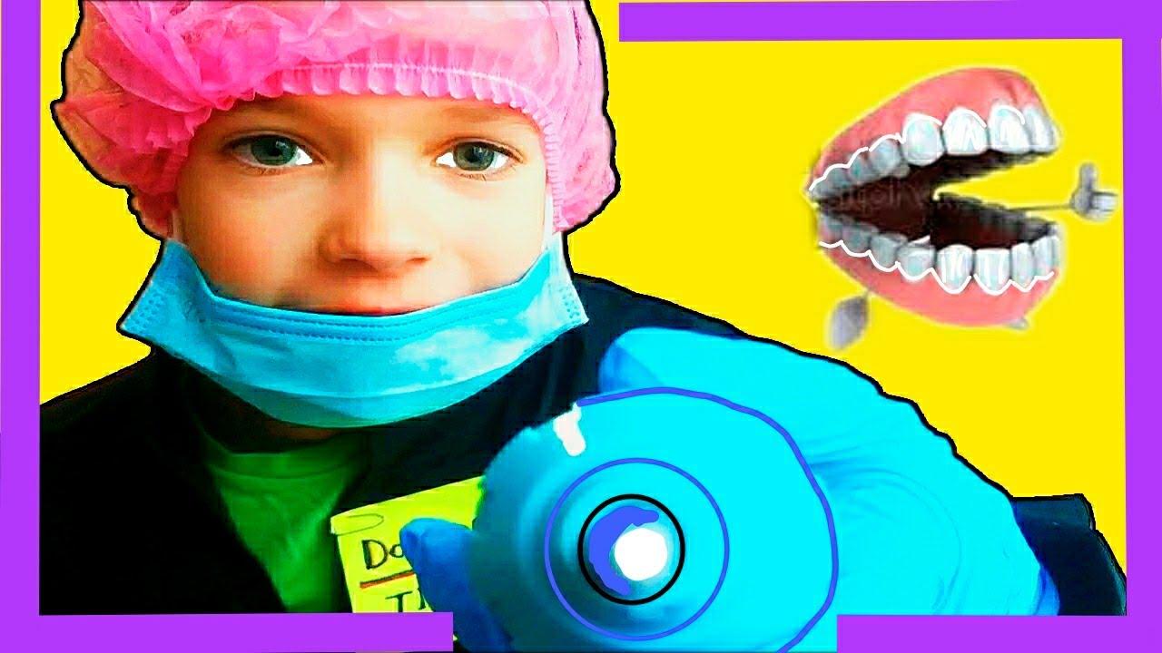 Тима и его истории о том как лечить зубы