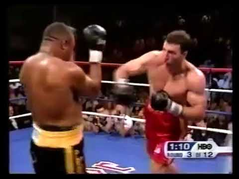 Wladimir Klitschko vs Ray Mercer # Highlights