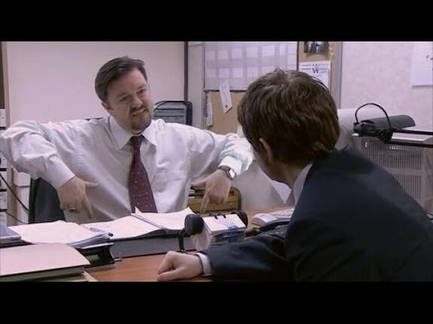 THE BEST David Brent Highlight Reel! (The Office UK)