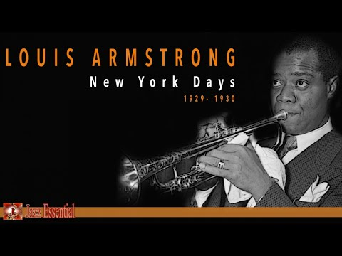 Louis Armstrong - New York Days