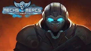 Mechs & Mercs: Black Talons Gameplay (PC HD)