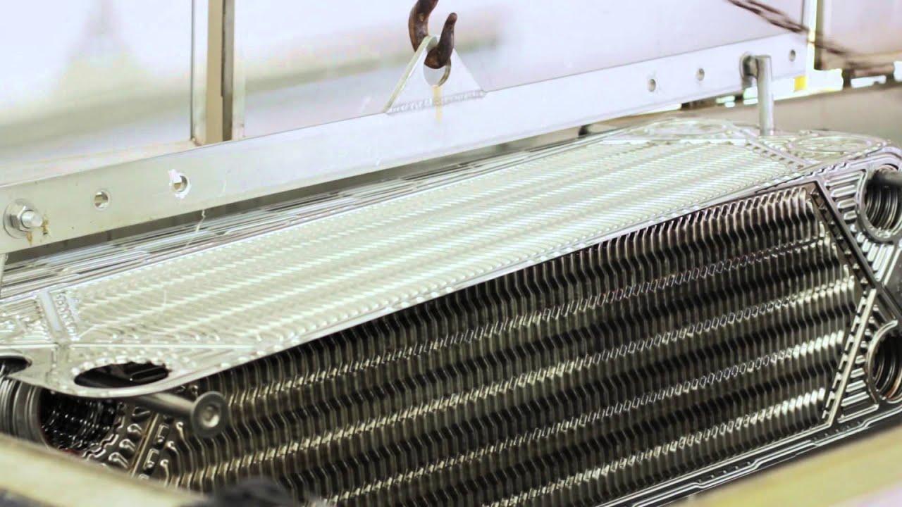 Heat Exchanger Repair & Heat Exchanger Cleaning | Harvill Industries ...