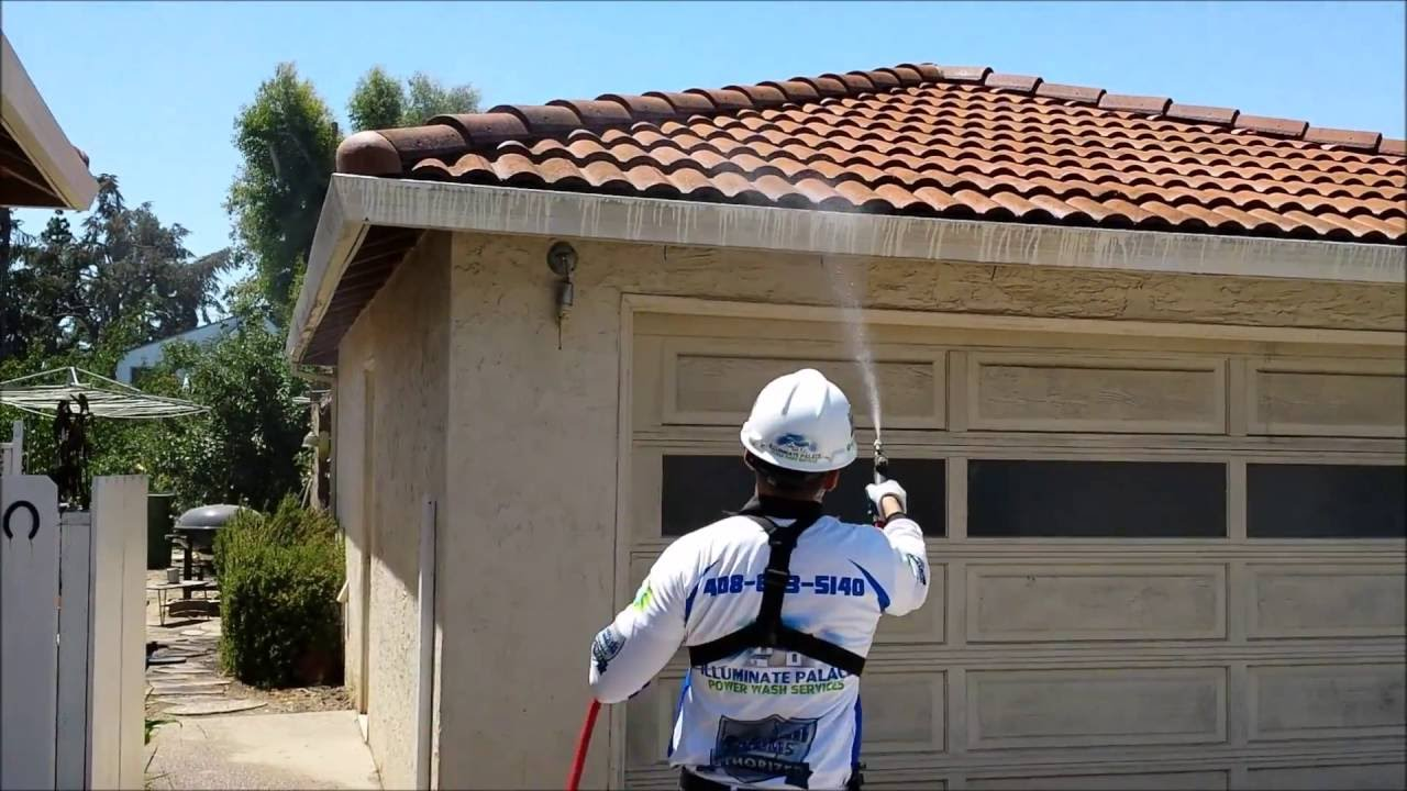 House Wash In Fremont Ca Certified Softwash Exterior
