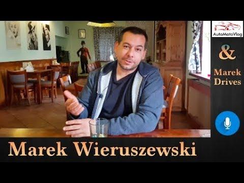 MAREK WIERUSZEWSKI - Marek Drives - kulisy pracy, zarobki i Volkswagen