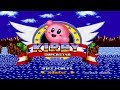 Kirby in Sonic the Hedgehog | Hack of Sonic the Hedgehog (2015)