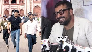 Anurag Kashyap's Reaction On Working With Abhishek Bachchan In Manmarziyan