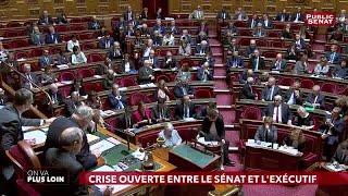 Le Sénat saisit la Justice pour Benalla, Craze et des proches de Macron - On va plus loin (21/03/20 thumbnail