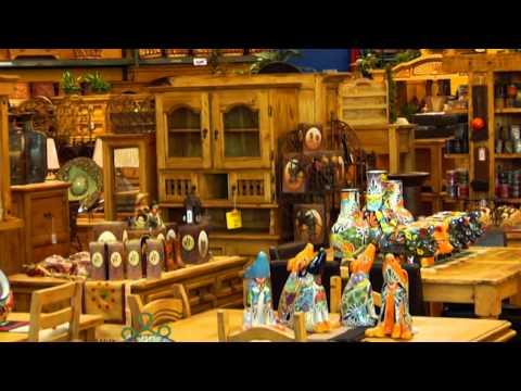 Rustic Pine Southwest Furniture