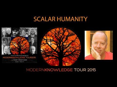 SCALAR HUMANITY - Tom Clearwater - SiriusXM Canada Talks Interview
