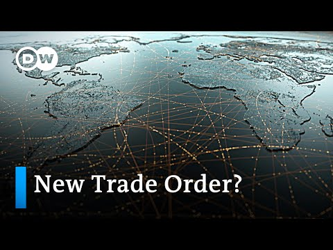 How the world is restructuring trade [without the US]   DW News