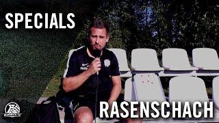 Rasenschach mit Maik Stocker (Trainer SV Wanne 11 II)   RUHRKICK.TV