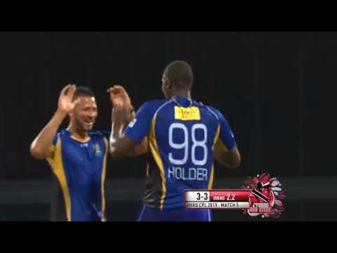 The 50 Best of Barbados Tridents - No. 10 to 1 | Caribbean Premier League