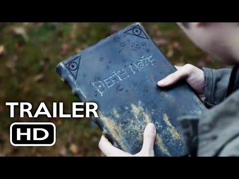 Death Note Trailer #1 (2017) Nat Wolff Netflix Thriller Movie HD
