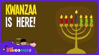 Baixar Kwanzaa Songs for Kids | Kwanzaa is Here | Lyric Video | The Kiboomers