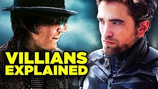 BATMAN Movie Riddler Theory! Full Villain Lineup Explained!