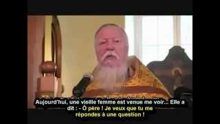 Un Évêque Russe; l'Avenir est aux Musulmans et c'est eux qui hériteront la Terre !