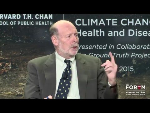 Climate Change: Health and Disease Threats   The Forum at HSPH