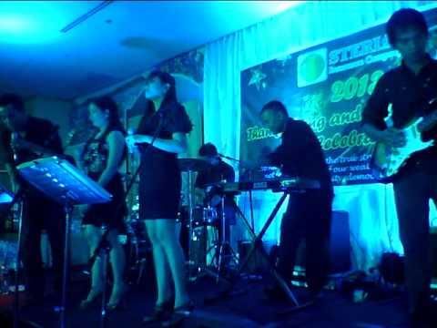 Reflector Band-Elizabeth Hotel Cebu City