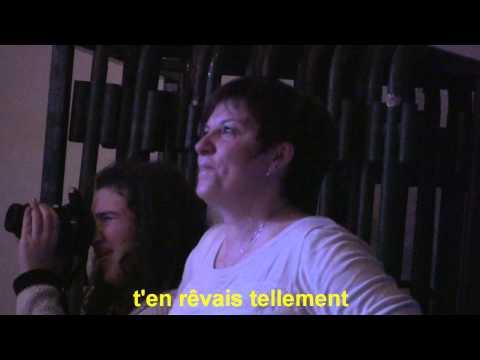 Le clip des 50 ans Chantal