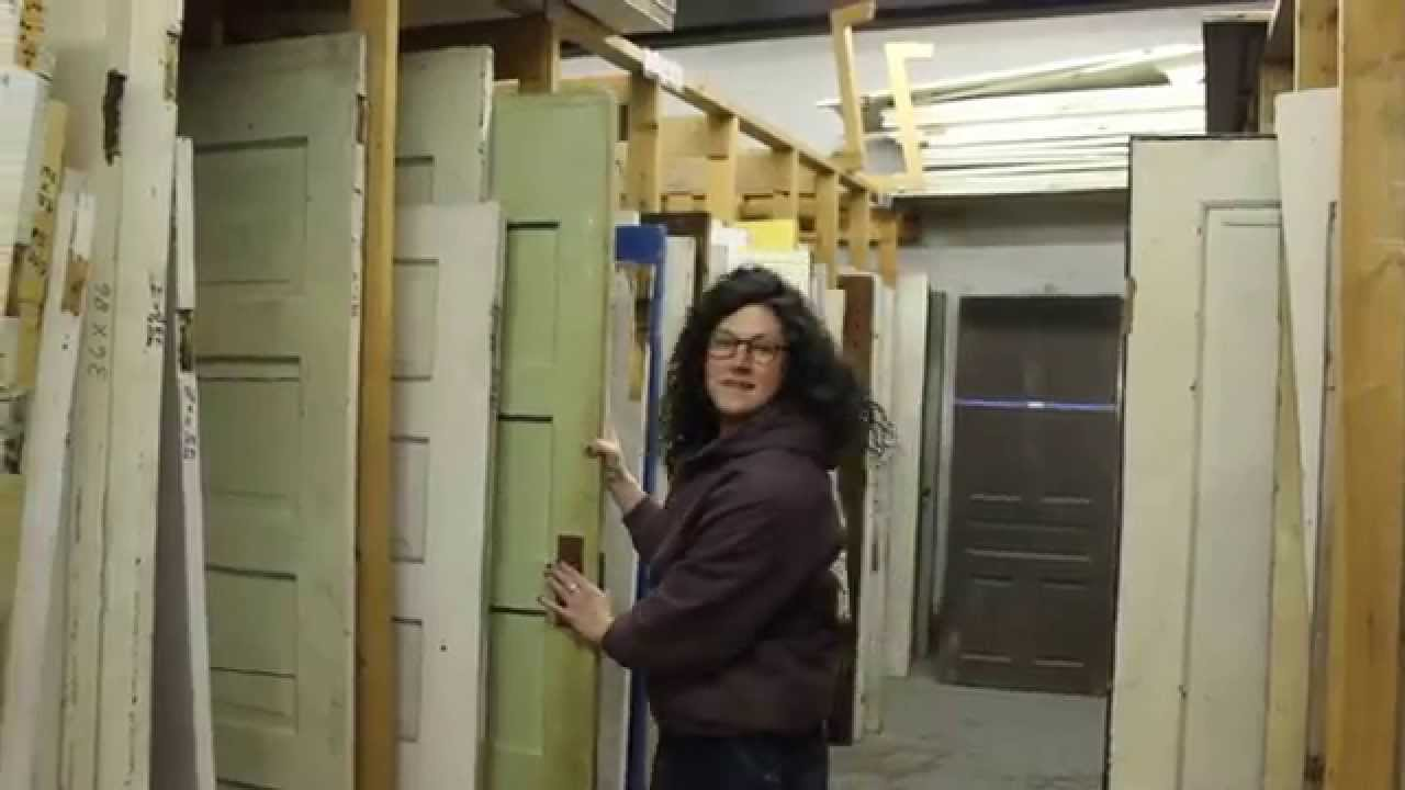 sc 1 st  YouTube & Black Dog Salvage: Door Room Tour - YouTube pezcame.com