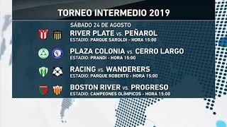 River Plate-Peñarol en el Saroldi, lucha de punteros en el Torneo Intermedio