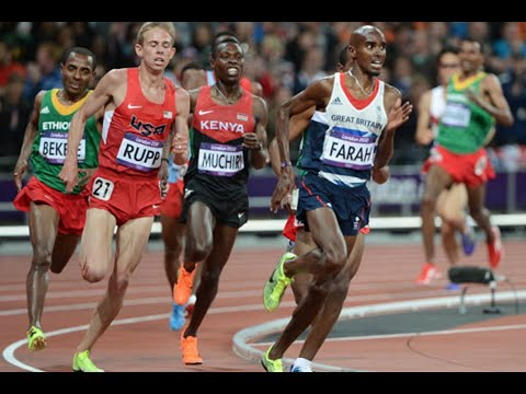 Mo Farah Wins Olympic 10000m Rio 2016 Again!
