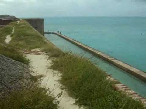 Fort Jefferson - Dry Tortugas, Florida