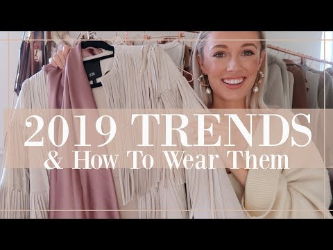 10 FASHION TRENDS FOR 2019 // Fashion Mumblr Mp3