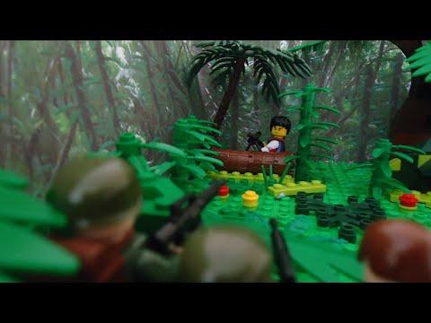 Lego Vietnam: Tunnel Rats