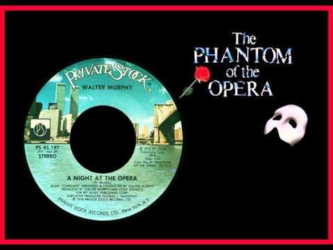 WALTER MURPHY - A Night at the Opera (1978)
