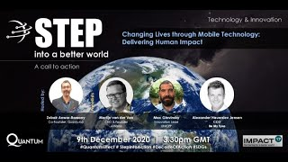 Changing Lives, Delivering Human Impact with Mobile Technology
