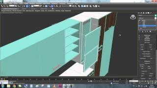 3ds Max 2012 Vray Mutfa ve Dolap Modelleme Kaplama ve Render Alma