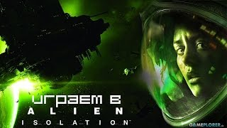 Играем в Alien Isolation