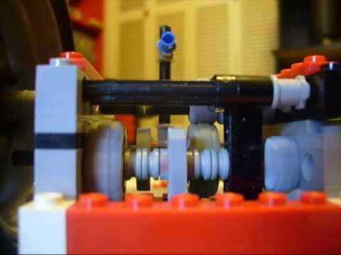 mini lego turbo diesel engine youtube. Black Bedroom Furniture Sets. Home Design Ideas
