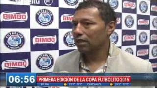 Copa América 2015: selección peruana inicia hoy entrenamientos