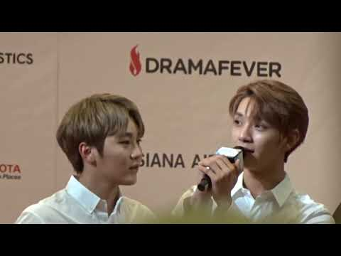 [FULL] SEVENTEEN ARTIST FAN ENGAGEMENT KCON LA 2017 FANCAM
