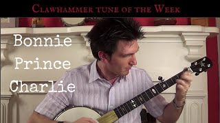 "Clawhammer Banjo: Tune (and Tab) of the Week - ""Bonnie Prince Charlie"""