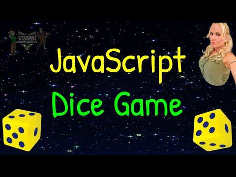 Make A JavaScript Dice Game