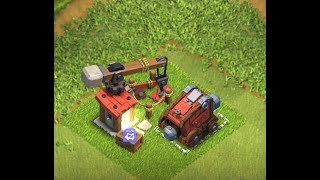 how to use wall wrecker seige machine 3 star attack town hall 12  max loot on coc in hindi