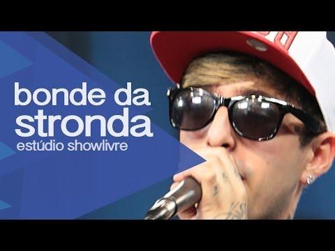 """""""Nossa química"""" - Bonde da Stronda no Estúdio Showlivre 2013"""